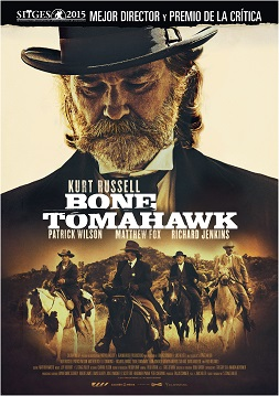 Bone Tomahawk Web
