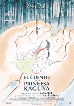 El cuento de la princesa Kaguya Web