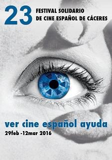 Fesival Cine Español Caceres web 2016