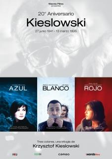 Trilogia Kieslowski 20 aniversario