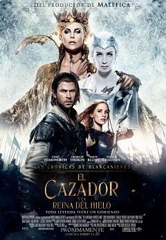 Las Cronicas de Blancanieves. El cazador y la reina del hielo Web