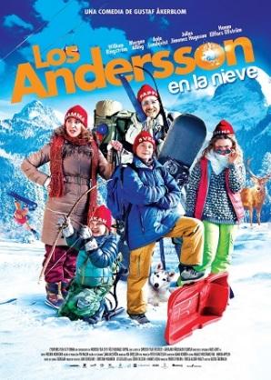 Los Andersson en la nieve Web