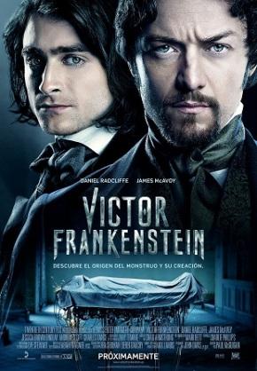 Victor Frankenstein Web