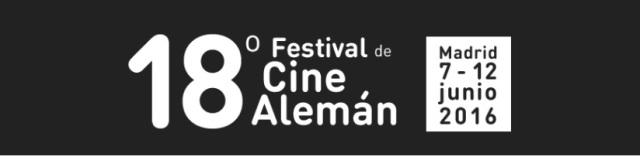 18 Fest Cine Aleman de Madrid
