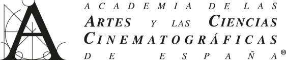 Academia de cine española