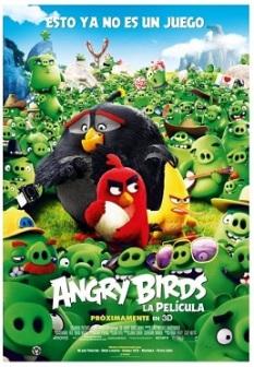 Angry Birds La pelicula Web