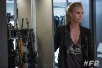 Fast and Furius 8 - Charlize Theron Web