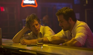 High-stakes players Mendelsohn and Reynolds in Mississippi Grind.