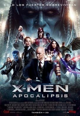 X-Men. Apocalipsisi Web