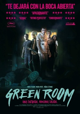 Green Room Web
