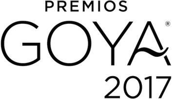LOGO PREMIOS GOYA 2017