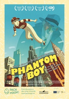 Phantom Boy Web