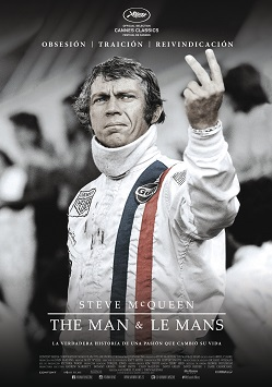 Steve McQueen. The Man y Le Mans Web