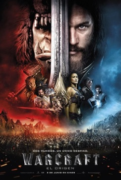 Warcraft. El origen Web