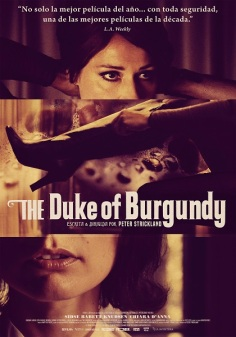 The Duke of Burgundy Web
