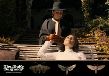 The Duke of Burgundy Web