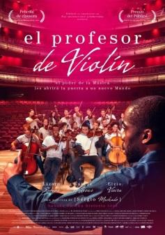El profesor de violín Web