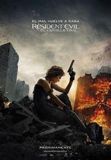 Resident Evil. El capítulo final -teaser-