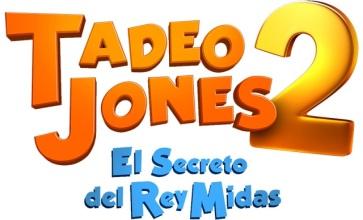 tadeo-jones-2-el-secreto-del-rey-midas-logo