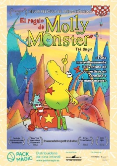 El regalo de Molly Monster Web