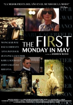 First Monday in May Web