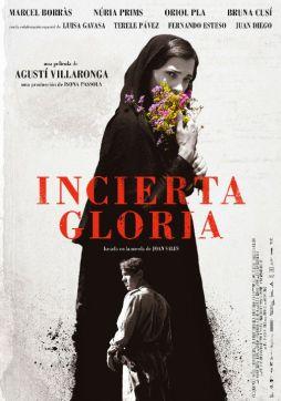 Incierta gloria Web