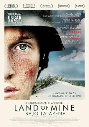 Land of Mine -Bajo la arena- Web