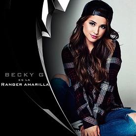 Ranger amarilla - Becky G