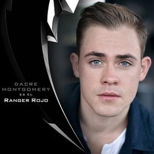 Ranger rojo -Drace Montgomery-