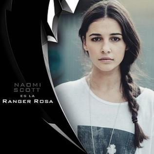 Ranger rosa -Naomi Scott-