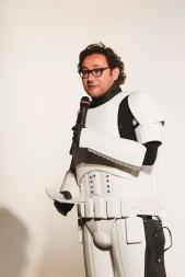 Carlos Santos -en el Fest Int de Cine de Sax- 10ª edición