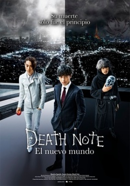 Death Note. El nuevo mundo Web