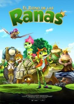 El reino de las ranas Web