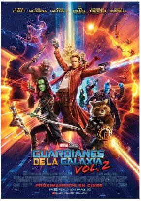 Guardianes de la Galaxia Vol 2