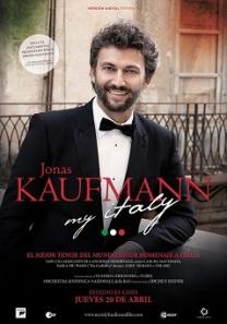 Jonas Kaufmann. My Italy Web