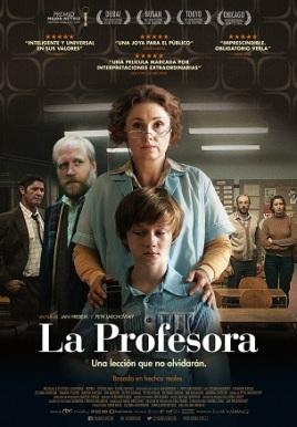 La profesora Web