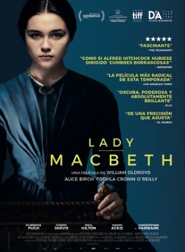 Lady Macbeth Web