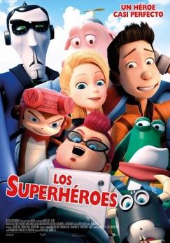 Los Superhéroes Web