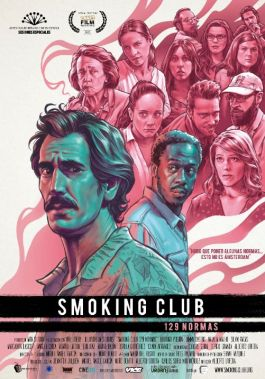 Smoking Club Web