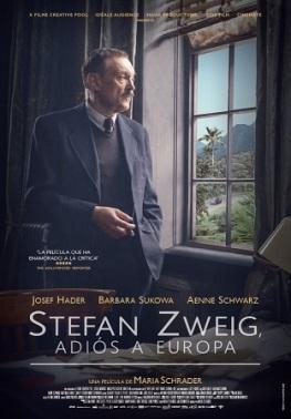 Stefan Zweig Adiós a Europa Web