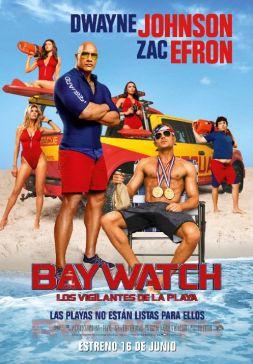 Baywatch. Los vigilantes de la playa