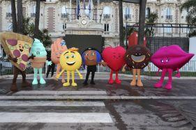 Emoji. La película -En Cannes- (1)