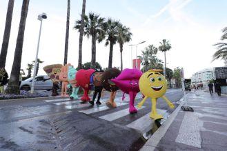 Emoji. La película -En Cannes- (2)