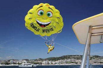 Emoji La película -En Cannes- (3)