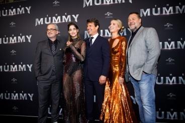 La momia -premiere en Australia- (2)