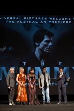 La momia -premiere en Australia- (4)