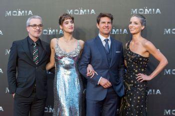 Premiere La monia en Madrid 29 may 2017