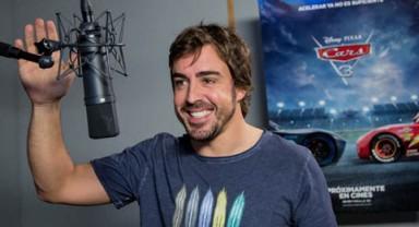 Cars 3 -Fernando Alonso-