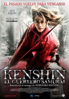 Kenshin, el último samurái