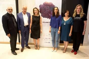 Presentación de FICARQ 2017